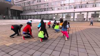 ICC World Twenty20 Bangladesh 2014 - Flash Mob Peoples' friendship university of Russia