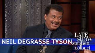 Neil deGrasse Tyson: Trump's Space Force Is Not A Crazy Idea