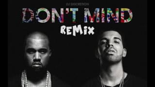 Kent Jones – Don't Mind (Remix ft. Kanye West & Drake)