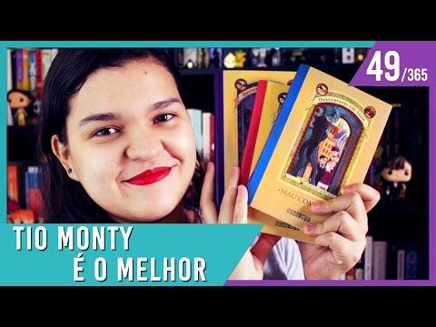 DESVENTURAS EM SÉRIE 1-3: RESENHA | Bruna Miranda #049
