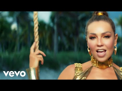 Thalía Gente De Zona Lento Official Video