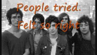 The Strokes Alone, Together english subs