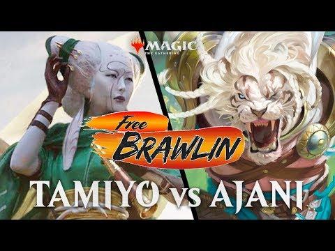 TAMIYO vs AJANI | Free Brawlin' Historic Brawl Ep #1