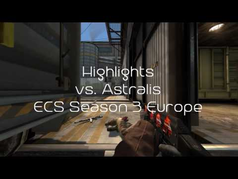 Karrigan vs. Astralis Highlights