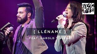 Lléname - Marcos Witt feat. Harold y Elena EN VIVO (Video Oficial)