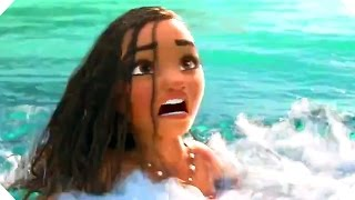 Disney's MOANA - International TRAILER # 2 (2016)