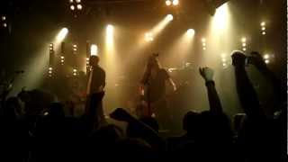 Sparzanza - The Blind Will Lead The Blind (live @ Klubi, Tampere)