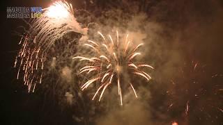 Festival del Atlántico - Fuegos Artificiales Día 2 2016