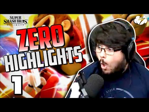 ZeRo's Ultimate Stream Marathon! | Highlights Part 1 | [SSBU]