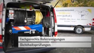 preview picture of video 'Rohrreinigung Langenfeld Rohrreinigungsmaschinen Rohrspülung Leverkusen Rohrreinigung Wilken'