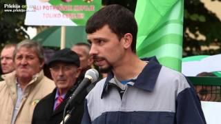 Shod za pošteno in pravično plačilo slovenskim kmetom v Murski Soboti