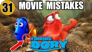 31 MISTAKES of FINDING DORY You Didn't Notice