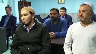 Поздравление муфтия Коми Валиахмад-хазрат Гаязова с праздником Курбан-Байрам