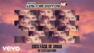 Banda Los Recoditos   Eres Fácil De Amar (Animated Video)