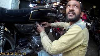 Rx100 Main Body Parts  * * Rx100 Carburator & Oil Pump **