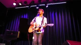 "Jon McLaughlin ""Praying To The Wrong God"" Boston MA 15th April 2017"