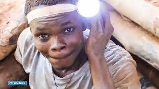 Dodelijk goud in Ghana: 'Iedereen met wie ik begon in de mijn is dood'