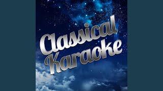 Carrickfergus (In the Style of Charlotte Church) (Karaoke Version)