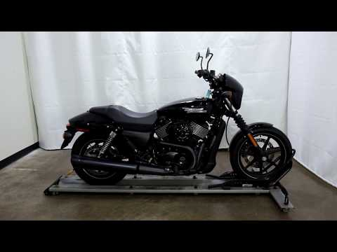 2018 Harley-Davidson Street® 750 in Eden Prairie, Minnesota - Video 1