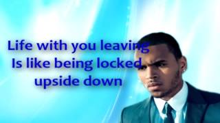Free Run - Chris Brown Lyrics