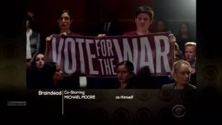 "BrainDead 1X10 ""The Path to War Part Two: The Impact of Propaganda on Congressional War Votes"" Promo"