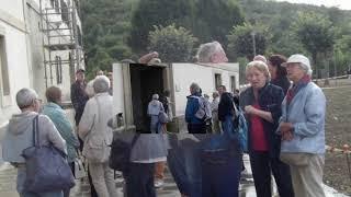 Rassemblement des supporteurs d'Energy's Pays Basque et du XVIème du B.O