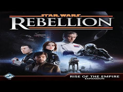 No Runthrough Review: Star Wars Rebellion - Rise of the Empire