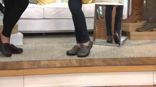 Alegria Leather Double Gore Shoes - Keli Pro with Pat James-Dementri