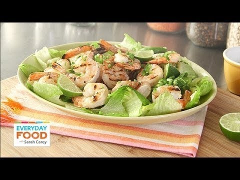 Tequila-Grilled Shrimp – Everyday Food with Sarah Carey