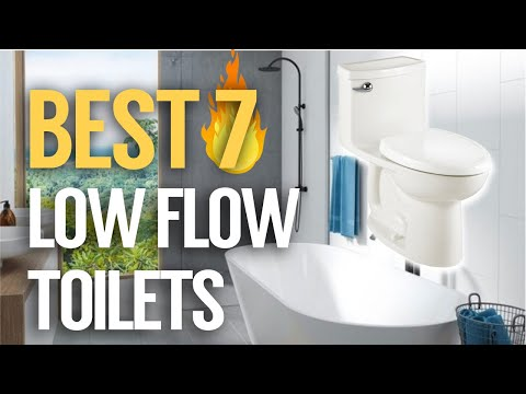 ✅ 7 Best Low Flow Toilets Review 2019 (Buying Guide)