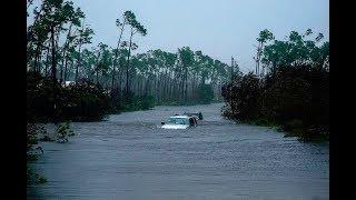 video: Hurricane Dorian thrashes Bahamas and kills at least five as it barrels towards US