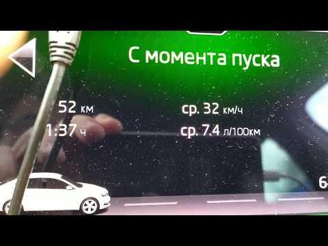 Шкода Октавия А7!!!  Яндекс Такси. 11-е апреля суббота. Поработал два часа. Что с работой в Москве?
