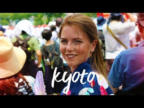 JAPAN VLOG || Kyoto Gion Matsuri festival (祇園祭)