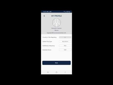 A video showing how MooveTrips works.