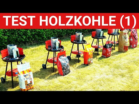 ♨️ GRILLBLITZ: Test Grill Holzkohle 2018, Grillprofi, Weber, ProFagus, Lidl, Quebracho und EURO BBQ