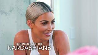 KUWTK | Kourtney Kardashian Calls Kim an
