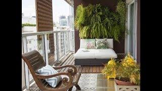 50 Best Apartment Balcony Decorating Idea