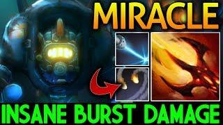 Miracle- Dota 2 [Tinker] INSANE Burst Damage
