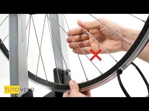 Dévoiler une roue (débutants) TUTOVELO