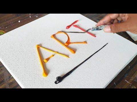 Art Painting Demo Video