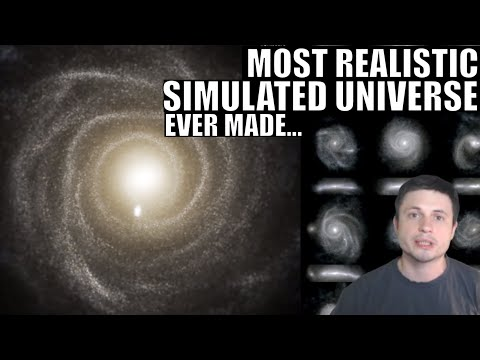 Scientists Create Most Realistic Simulated Universe to Date