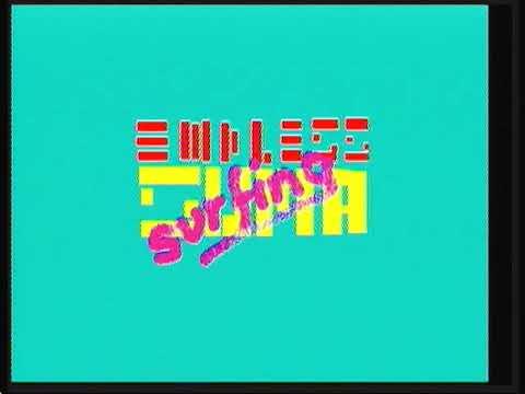 Endless Summer Surfing - Atari Falcon 030 - 2019 - Homebrew
