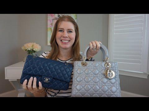 Chanel VS Dior Lambskin!