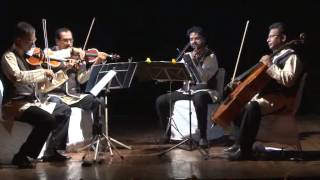 Kudos to the Madras String Quartet for this Western presentation of Carnatic