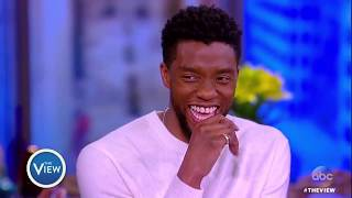 Chadwick Boseman On How