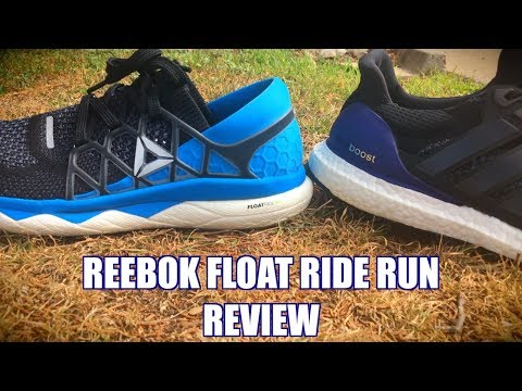 Reebok FloatRide Run REVIEW  | JAMI's Reviews
