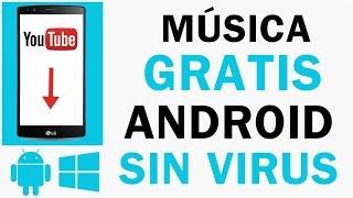 R Musica  En El Celular - Móvil Android  Sin Virus  2016