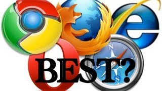 Best Web Browsers for Mac 2013