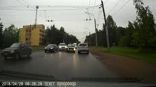 ДТП Омск 28.06.2018