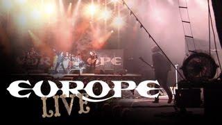 "EUROPE Live 2012 ""Bag Of Bones"" European Tour Trailer"